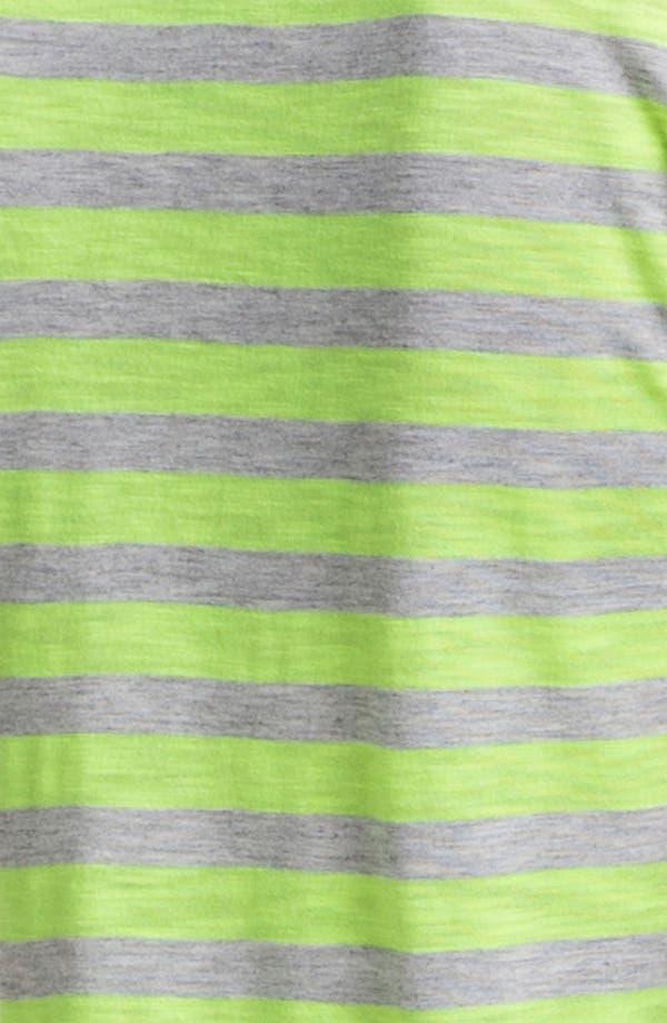 Alternate Image 3  - Steve Madden 'Earn Your Stripes' Lounge Tee