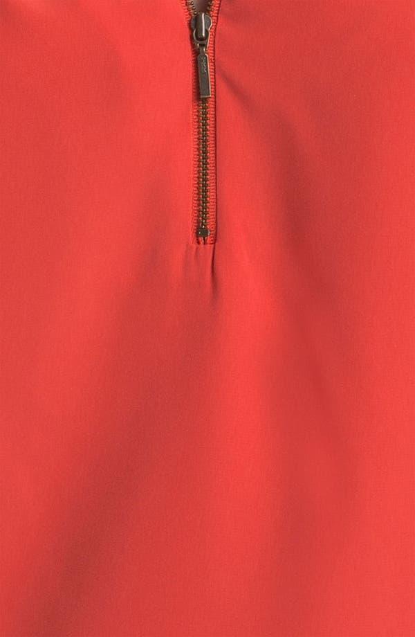 Alternate Image 3  - Nic + Zoe Zipper Top (Petite)