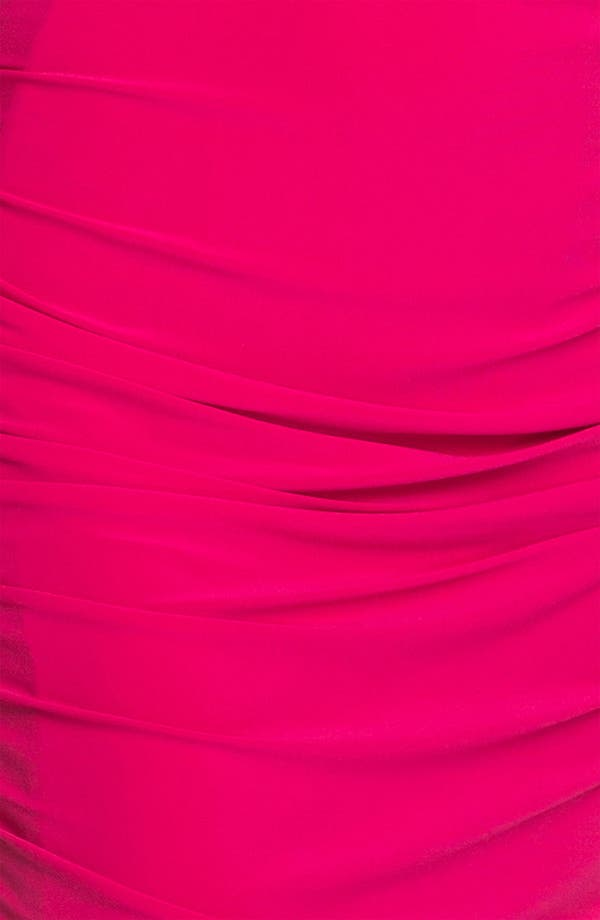 Alternate Image 3  - Adrianna Papell Blouson Jersey Sheath Dress