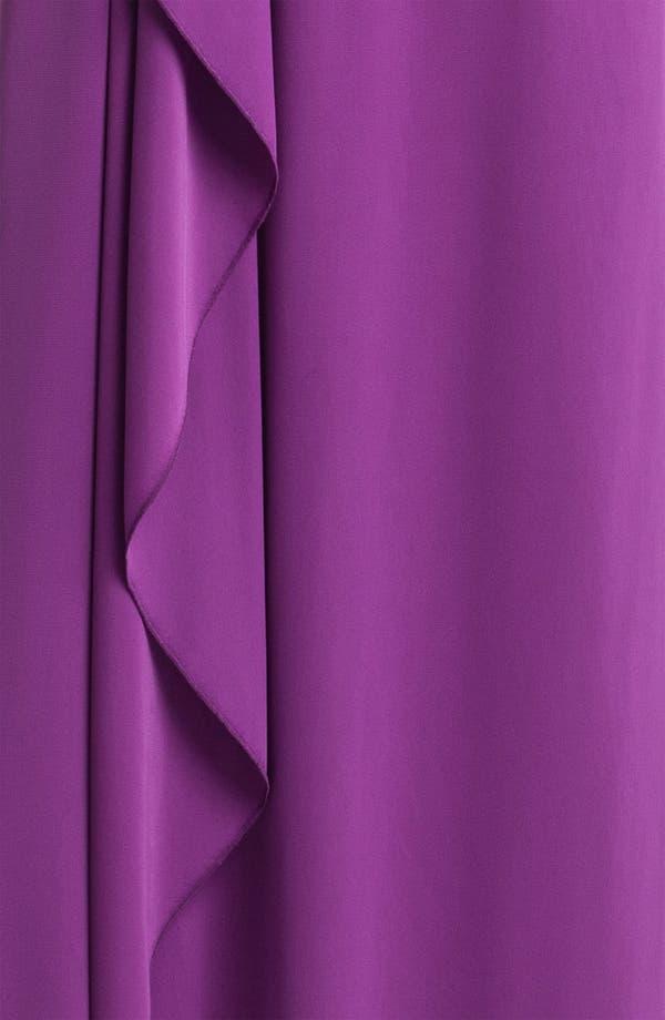 Alternate Image 3  - BCBGMAXAZRIA Crisscross Back Jersey Gown