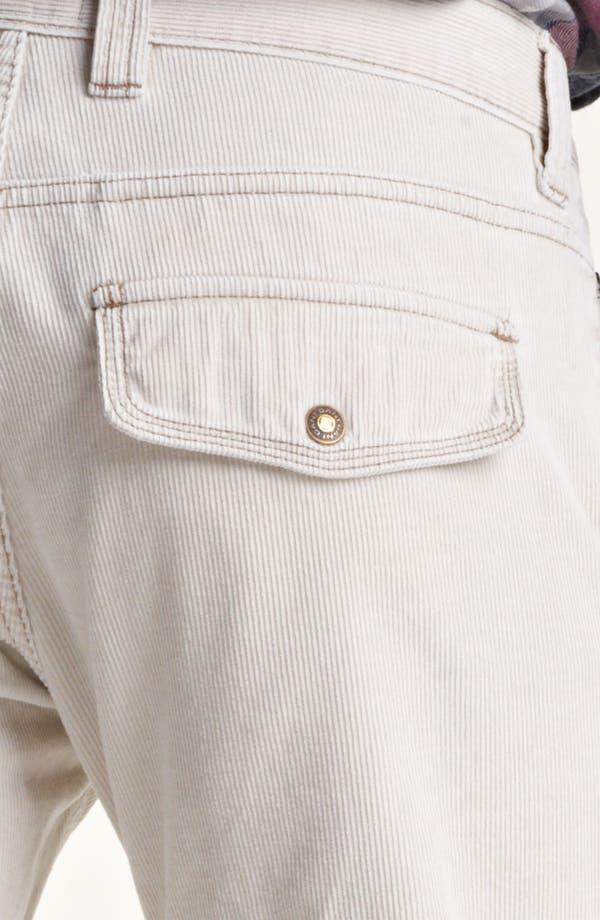 Alternate Image 3  - Gant by Michael Bastian 'Explorer' Slim Leg Corduroy Pants