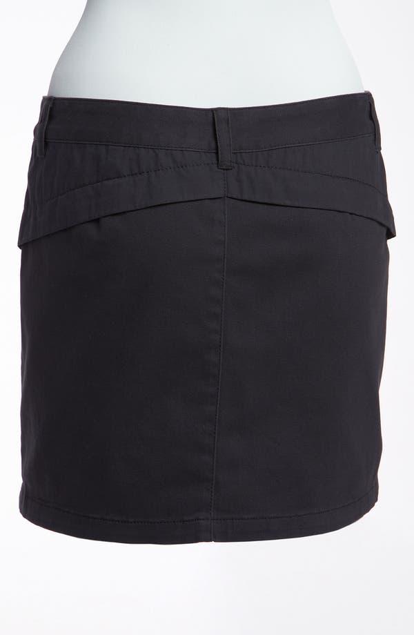 Alternate Image 2  - Leith 'Sporty' Mini Skirt