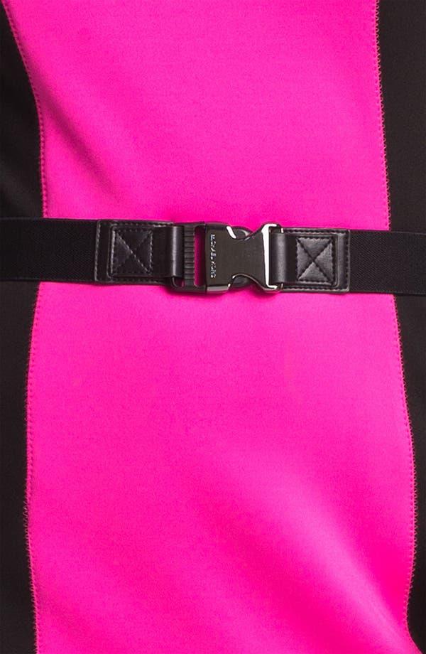 Alternate Image 3  - MICHAEL Michael Kors Cutout Back Scuba Dress