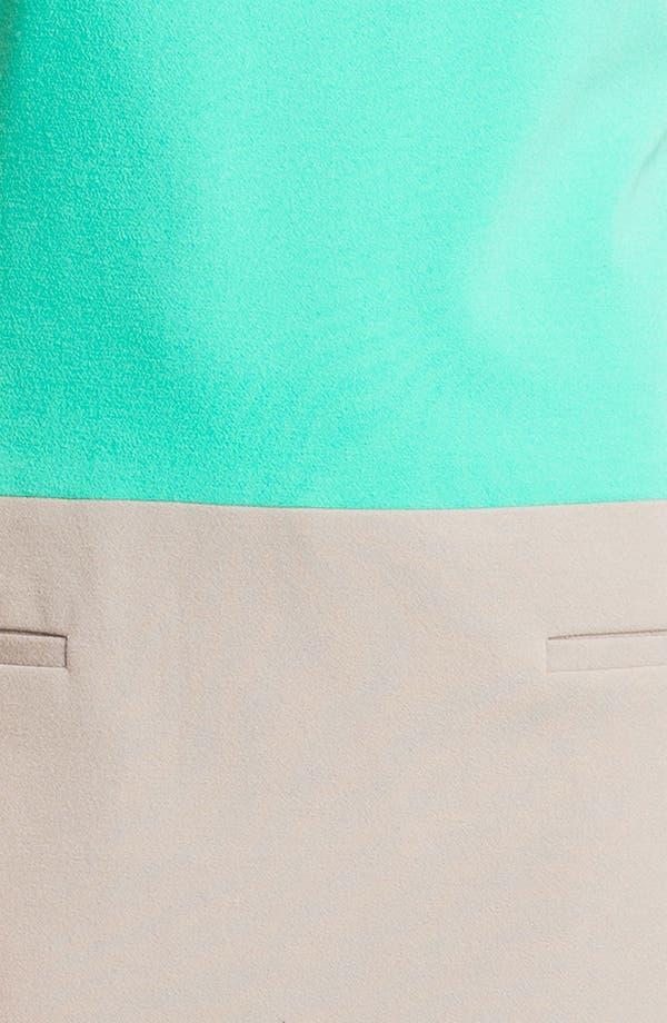 Alternate Image 3  - Eliza J Colorblock Shift Dress