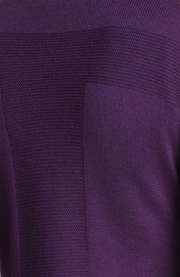 Alternate Image 4  - St. John Yellow Label Micro Knit Cardigan