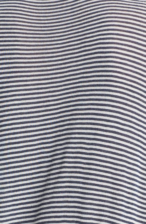 Alternate Image 3  - Soft Joie 'Shey' Mini Stripe Jersey Shirt