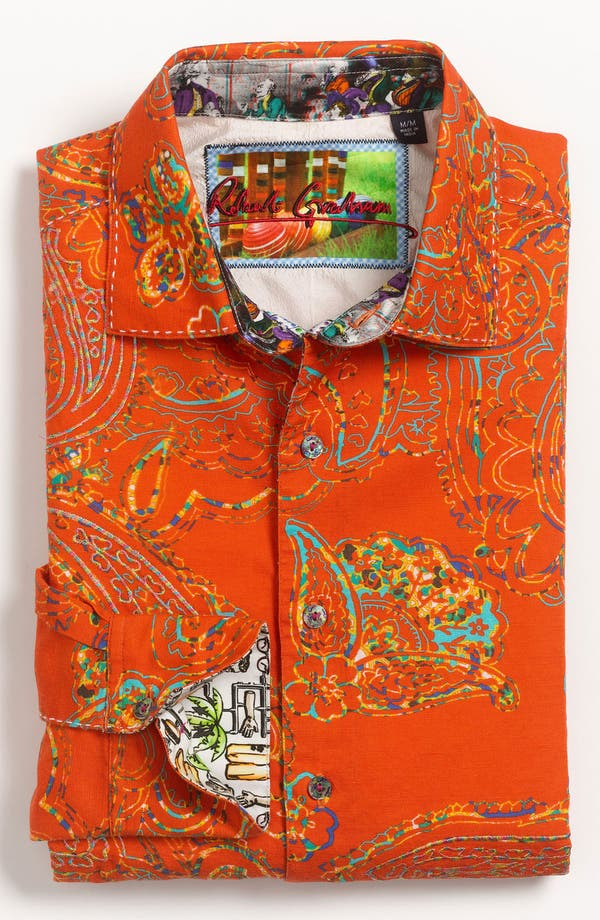 Alternate Image 2  - Robert Graham 'Arthur' Sport Shirt