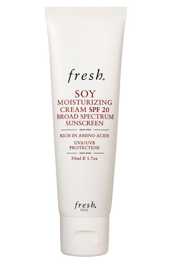 Main Image - Fresh® Soy Moisturizing Cream SPF 20