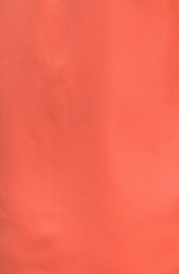 Alternate Image 3  - Vince Camuto Contrast Center Seam Blouse