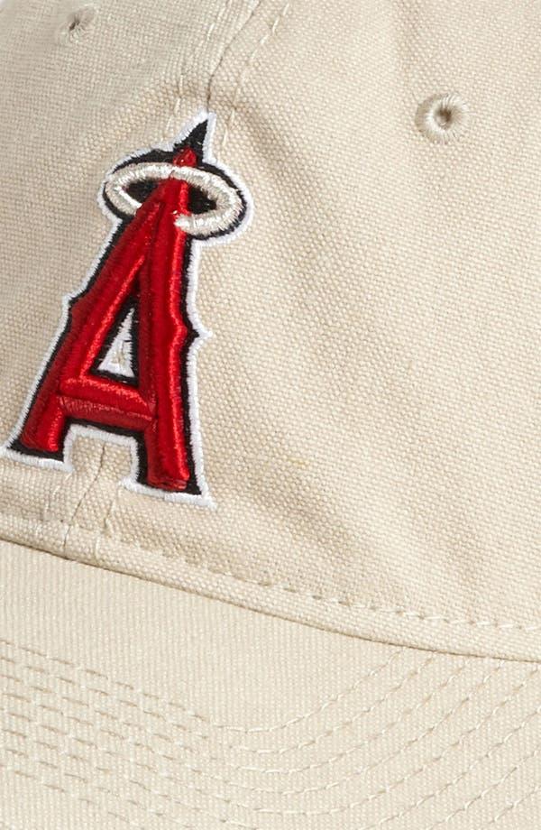 Alternate Image 3  - New Era Cap 'Shoreline - Los Angeles Angels of Anaheim' Baseball Cap