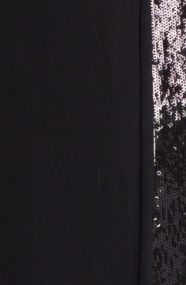 Alternate Image 3  - Diane von Furstenberg 'Kamaris' Sequin Tuxedo Stripe Pants