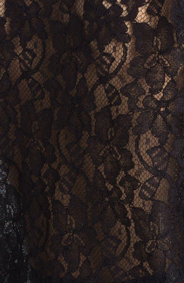 Alternate Image 3  - Diane von Furstenberg 'Avani' Mixed Media Top