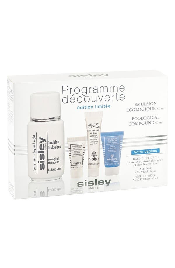 Alternate Image 2  - Sisley Paris 'Emulsion Ecologique' Discovery Kit