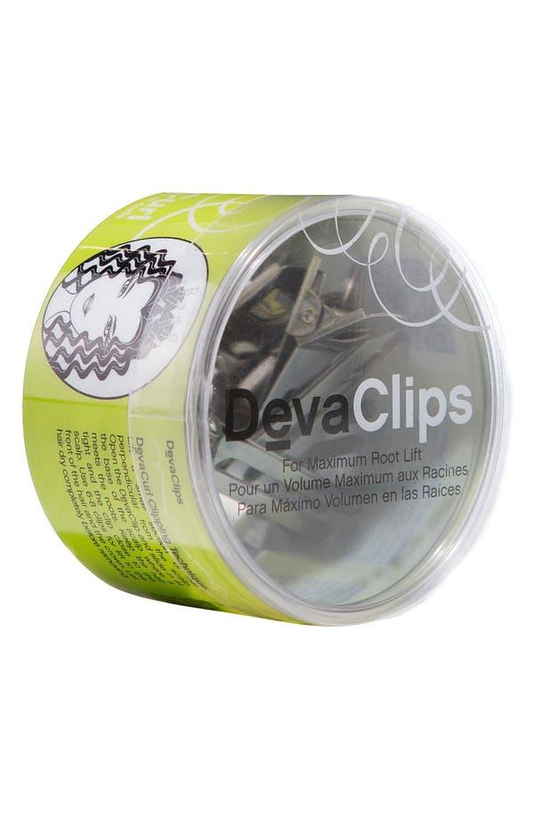 Alternate Image 2  - DevaCurl 'DevaClips' Hair Clips (Set of 8)