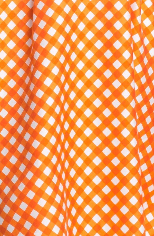 Alternate Image 3  - kate spade new york 'tallulah' silk blend fit & flare dress