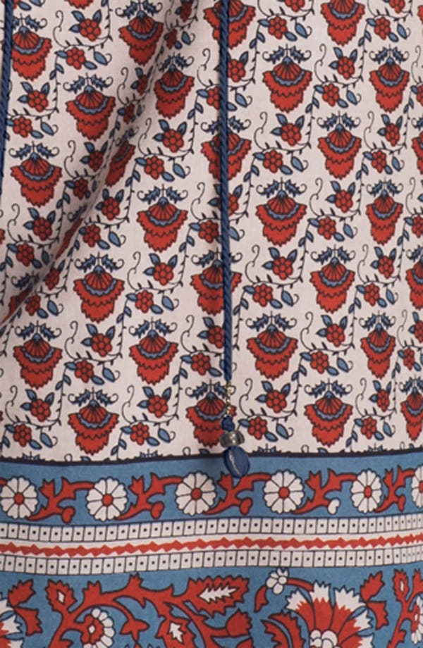 Alternate Image 3  - Lucky Brand 'Betton - Indian Gate Border' Top