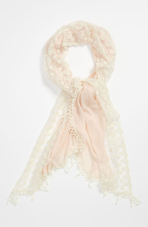 Alternate Image 1 Selected - The Accessory Collective Scarf (Girls)