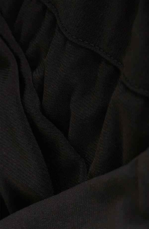 Alternate Image 3  - Topshop Wrap Panel Body-Con Maternity Dress