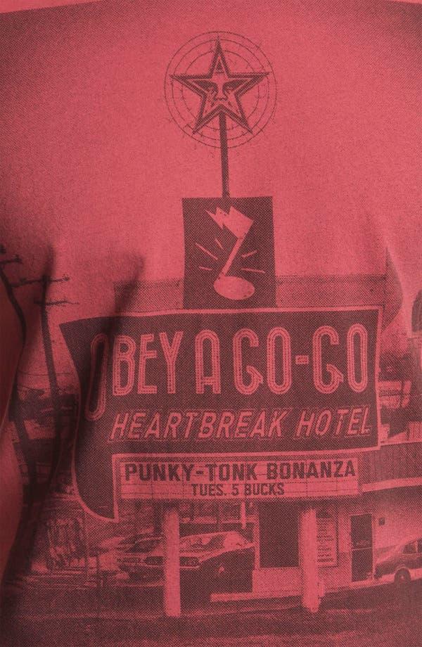Alternate Image 3  - Obey 'Go-Go' T-Shirt