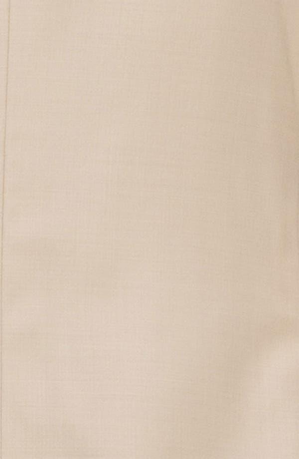 Alternate Image 6  - Samuelsohn 'Performance' Stretch Wool Suit