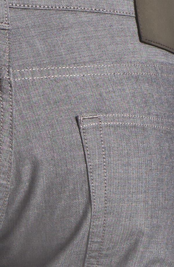 Alternate Image 3  - BOSS HUGO BOSS 'Kansas' Regular Fit Herringbone Pants