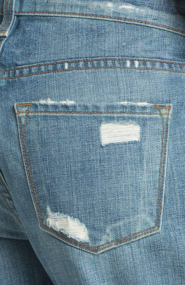 Alternate Image 3  - J Brand 'Nash' Destroyed Denim Shorts (Euphoria)