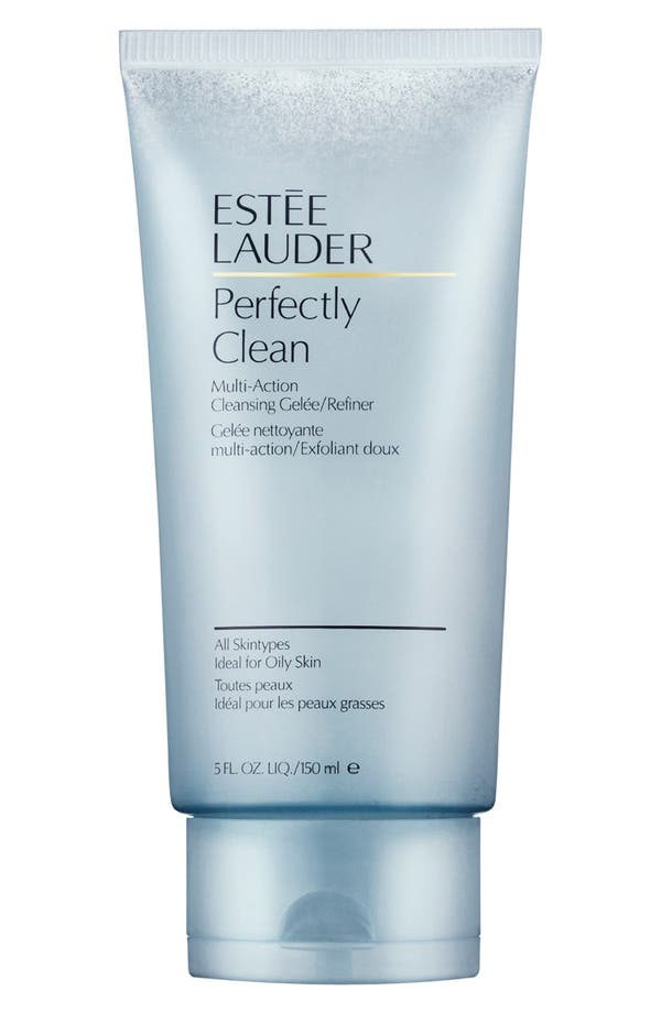 Alternate Image 1 Selected - Estée Lauder 'Perfectly Clean' Multi-Action Cleansing Gelée/Refiner