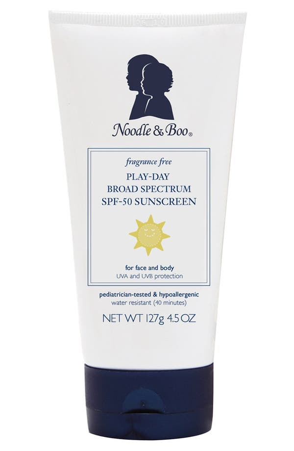 Alternate Image 2  - Noodle & Boo® 'Play-Day' SPF 50 Sunscreen