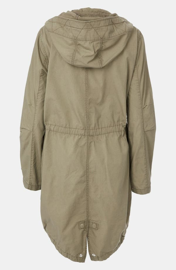 Alternate Image 2  - Topshop 'Jacob' Military Parka