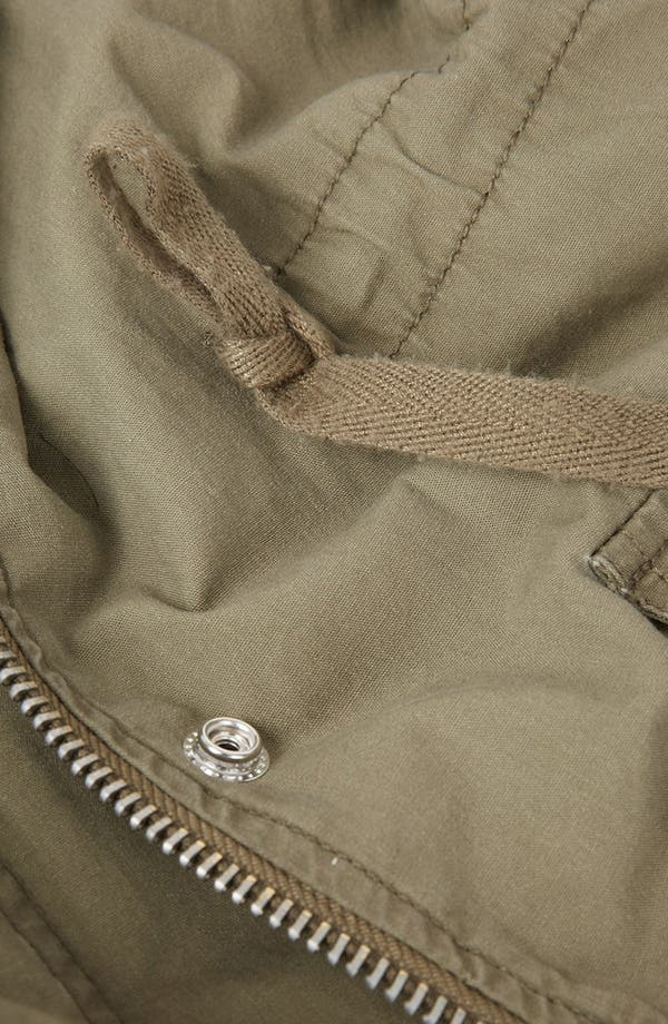 Alternate Image 3  - Topshop 'Jacob' Military Parka