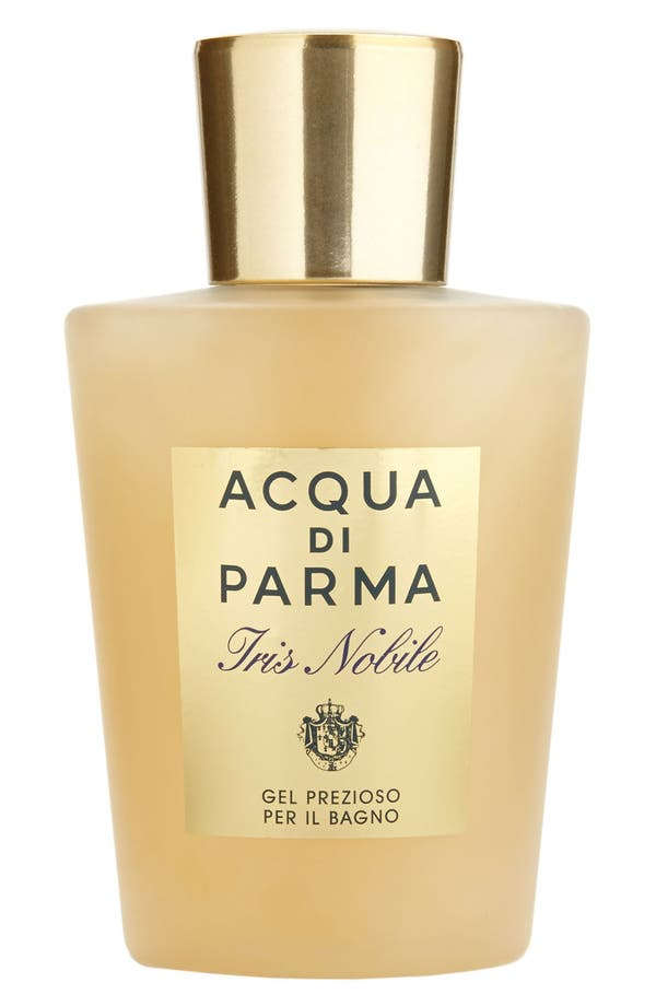 Main Image - Acqua di Parma 'Iris Nobile' Precious Bath Gel