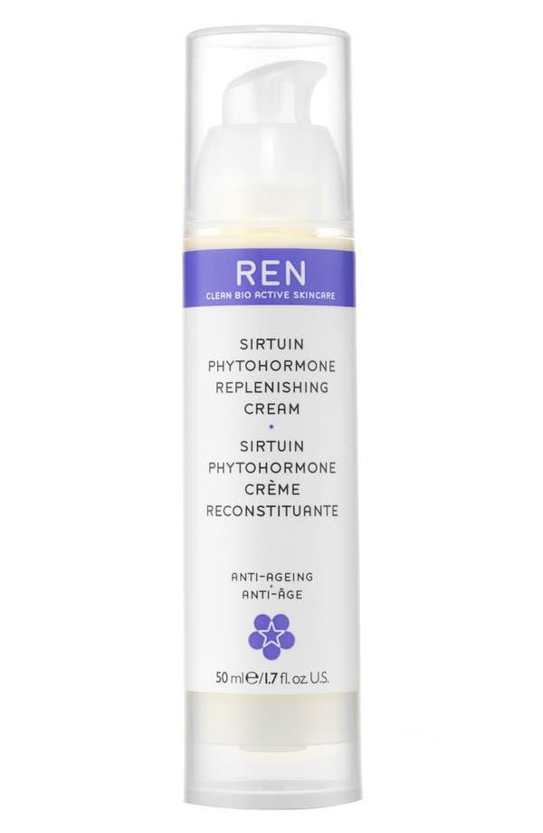 Alternate Image 1 Selected - SPACE.NK.apothecary REN Sirtuin Phytohormone Replenishing Cream