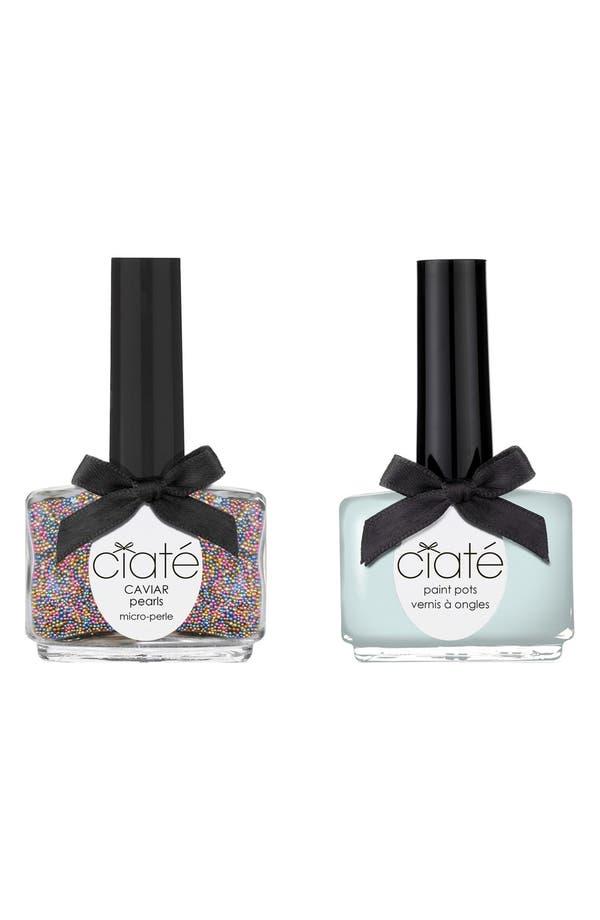 Main Image - Ciaté 'Caviar Manicure™ - Cotton Candy' Set