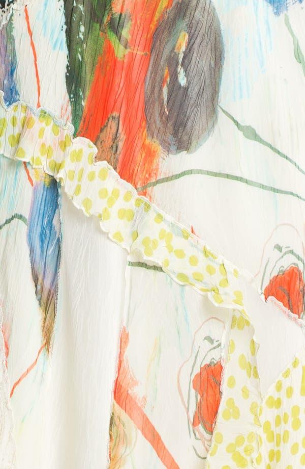 Alternate Image 3  - Komarov Mix Print Maxi Skirt