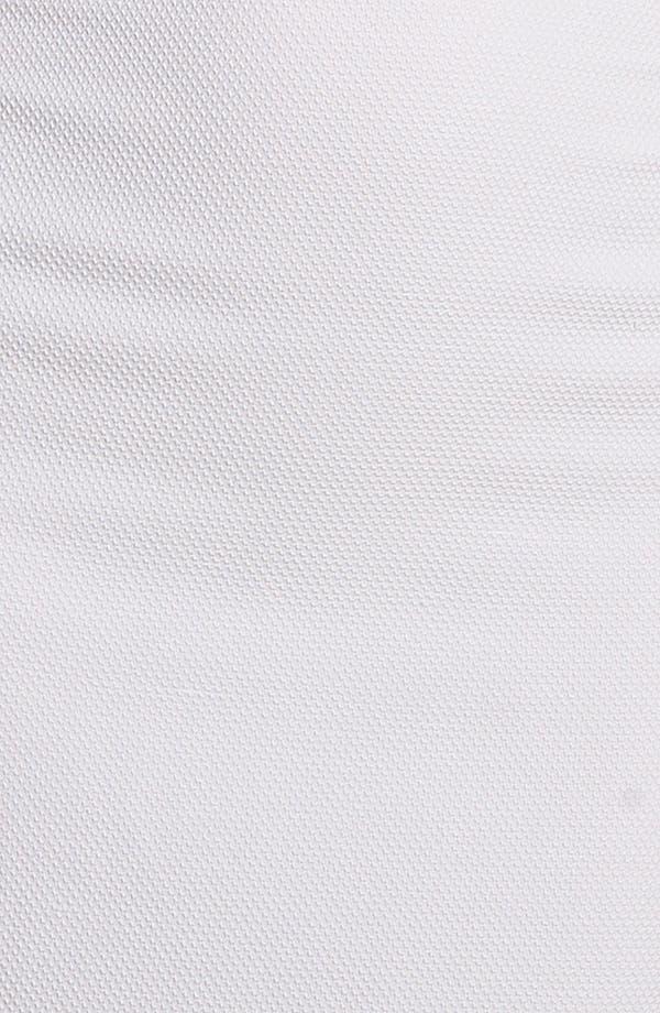 Alternate Image 3  - L'AGENCE Belted Square Neck Tennis Dress