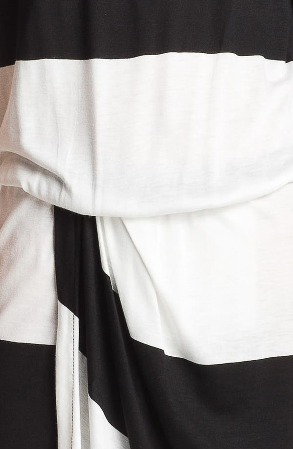 Alternate Image 3  - A.L.C. 'Finn' Stripe Dress