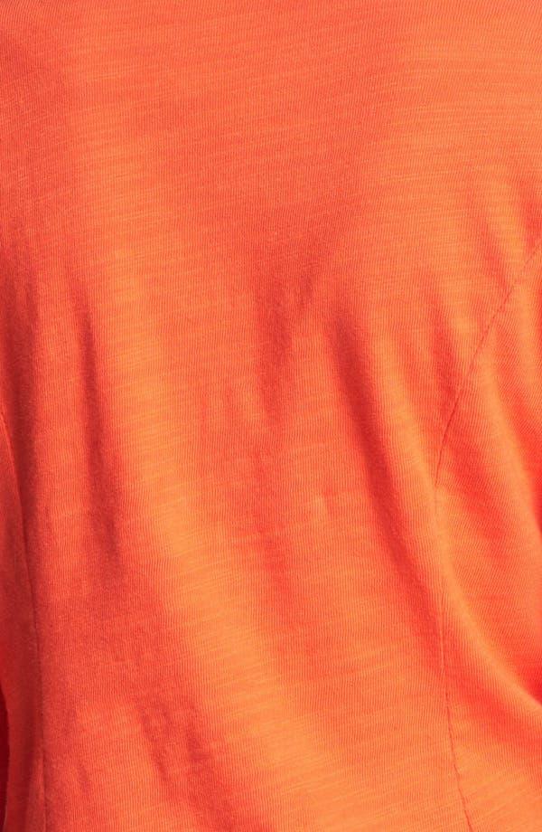 Alternate Image 3  - Caslon® Roll Sleeve Knit Blazer