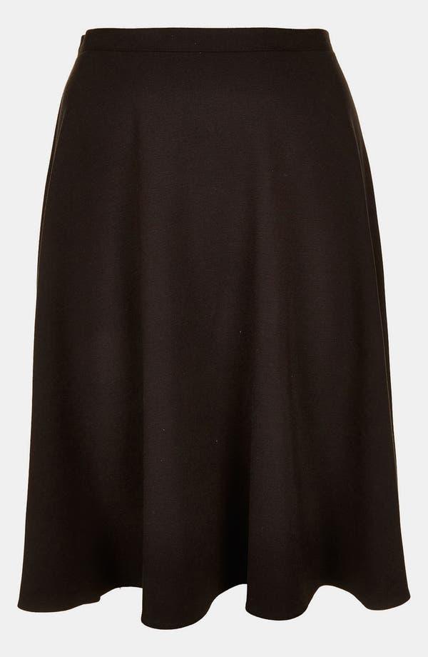 Alternate Image 3  - Topshop 'Milano' Skater Skirt