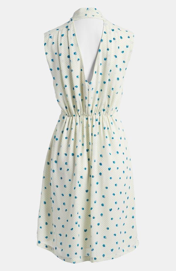 Alternate Image 2  - I.Madeline Floral Dress