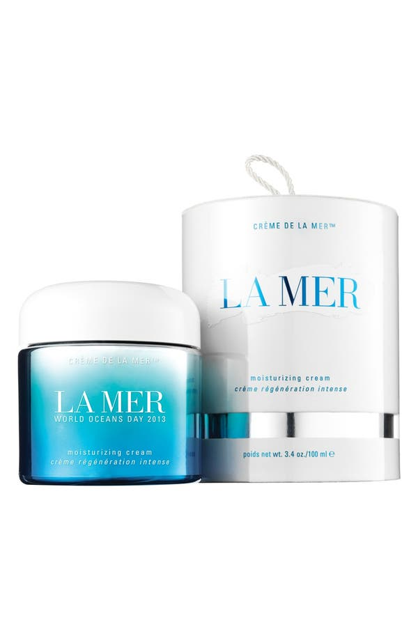 Alternate Image 1 Selected - La Mer 'Moisturizing Cream - World Oceans Day' Ultrarich Cream ($510 Value)