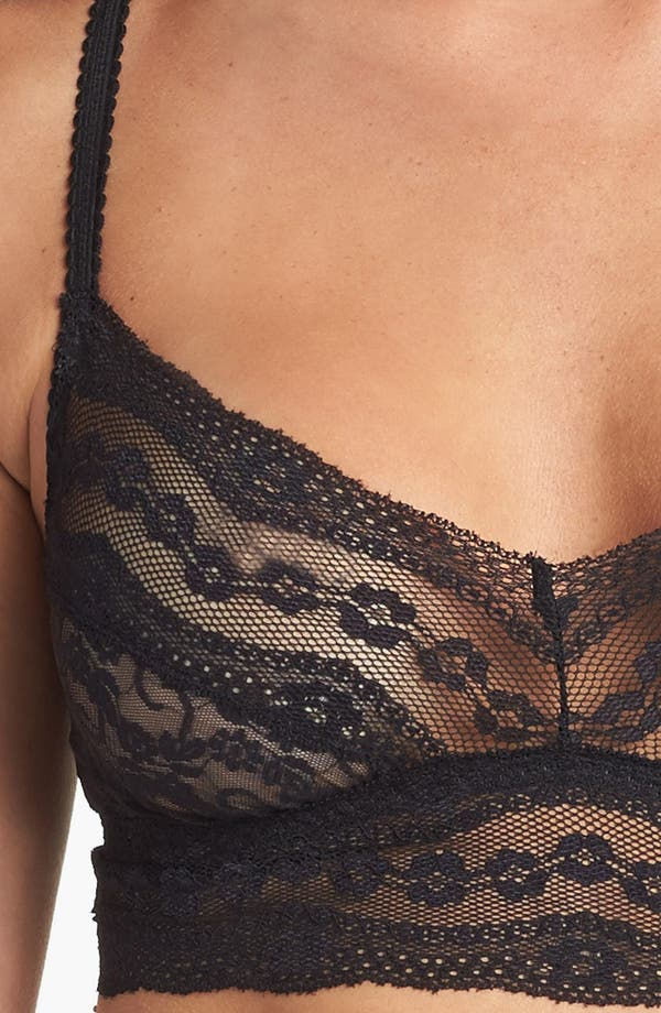 Alternate Image 4  - b.tempt'd by Wacoal 'Lace Kiss' Bralette
