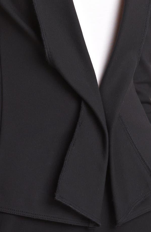 Alternate Image 3  - Donna Karan Collection Structured Jersey Jacket