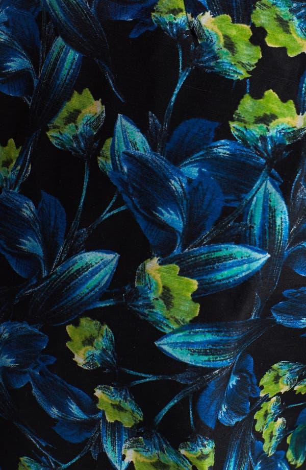 Alternate Image 3  - Joie 'Guioma' Linen & Silk Crop Pants