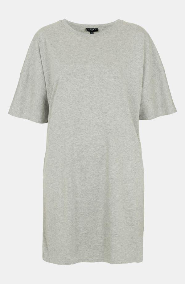 Main Image - Topshop Cotton Blend Tunic