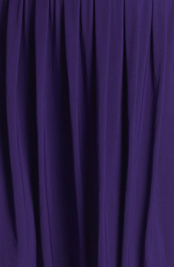 Alternate Image 3  - Eliza J Jersey Fit & Flare Dress (Plus Size) (Online Only)