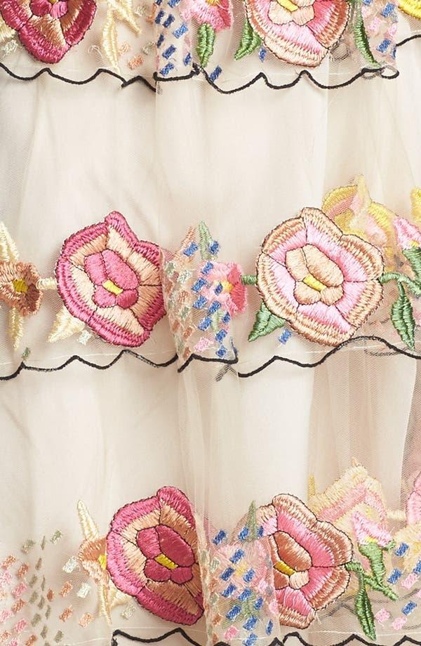 Alternate Image 3  - Free People 'Ramble Rose' Embroidered Dress