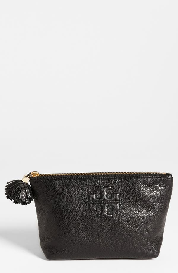Alternate Image 1 Selected - Tory Burch 'Thea' Cosmetics Bag