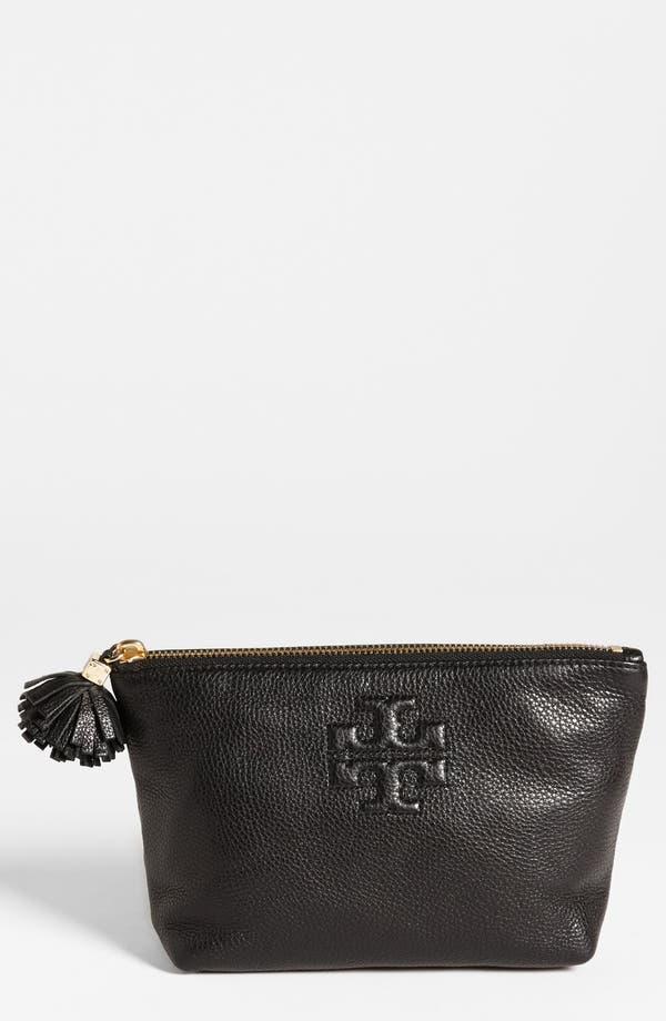 Main Image - Tory Burch 'Thea' Cosmetics Bag