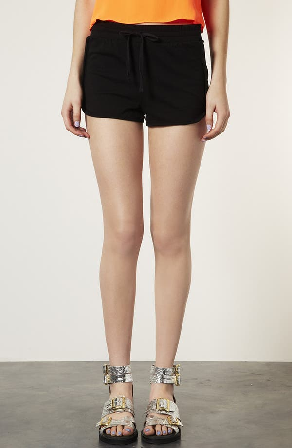 Alternate Image 1 Selected - Topshop Running Shorts