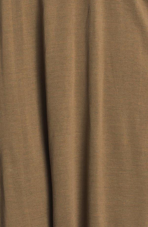 Alternate Image 3  - Eileen Fisher Scoop Neck Flared Dress